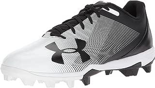Men's Micro G Pursuit Running Shoe Baseball, Anthracite (100)/Black, 7.5