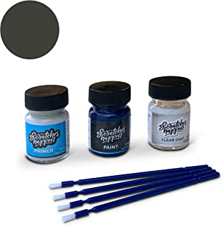 ScratchesHappen Exact-Match Touch Up Paint Kit Compatible with Nissan Mystic Jade (DAD) - Preferred
