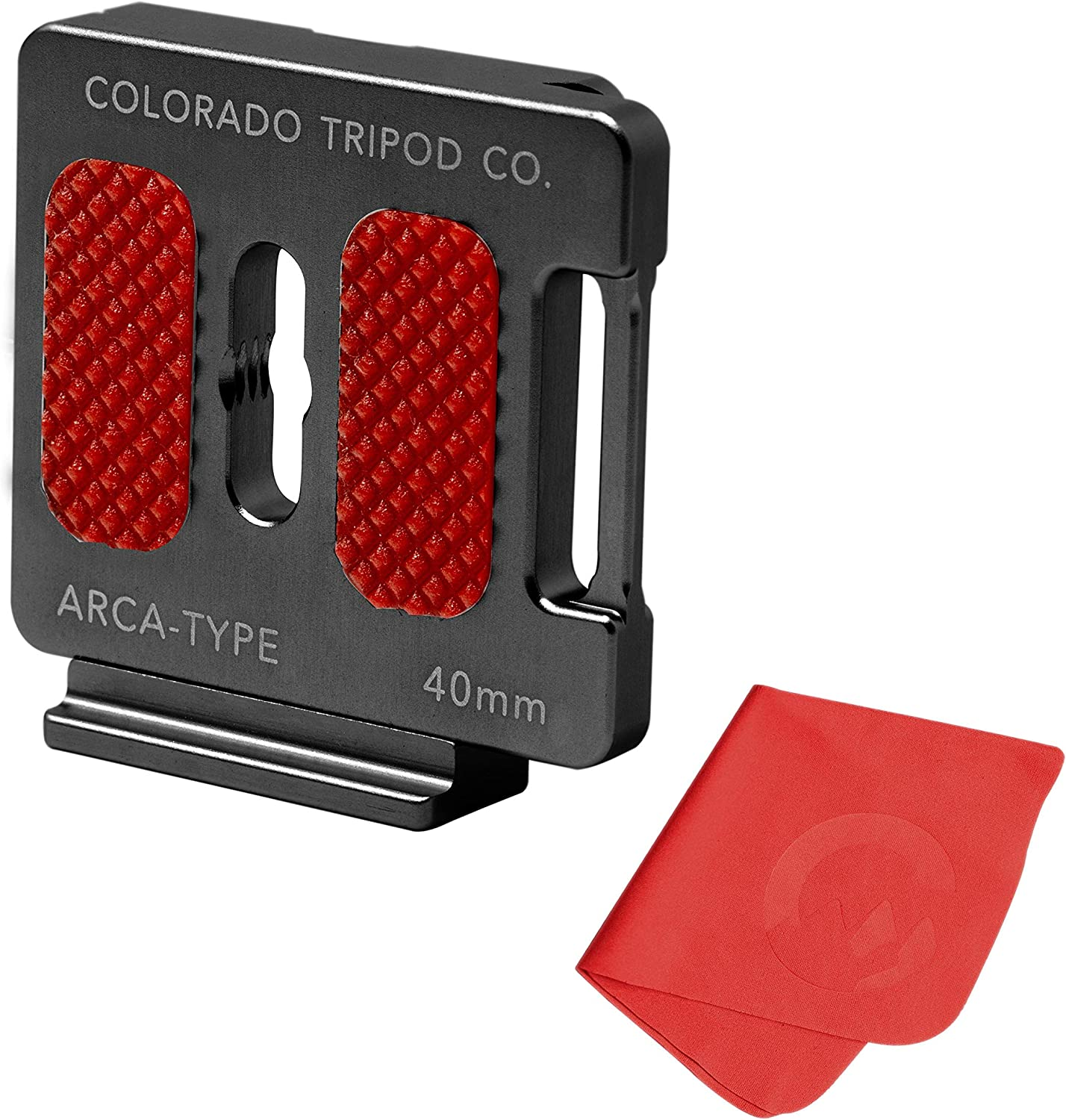 Colorado Tripod Arca A surprise price is realized Plates 40mm Swiss Rele Universal Quick Max 80% OFF