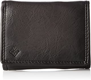 Columbia Men's RFID Trifold Wallet, Black Casual, One Size