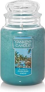 Yankee Candle Large Jar Candle, Blue