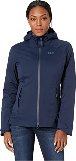 Aurora Sky 3-in-1 Waterproof Jacket