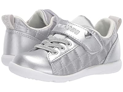 Tsukihoshi Kids Kai (Toddler/Little Kid) (Silver/Silver) Girl