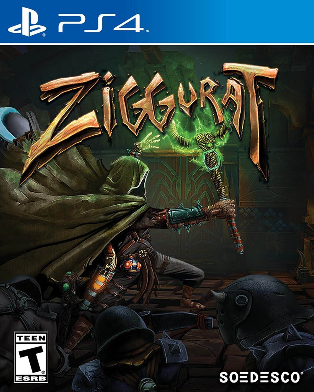 Ziggurat Bargain sale - Don't miss the campaign 4 PlayStation