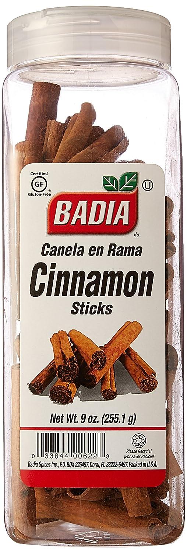 Popular brand Badia Cinnamon Sticks Albuquerque Mall oz 9