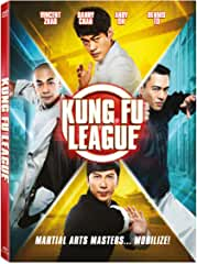 KUNG FU LEAGUE arrives on Blu-ray, DVD and Digital Sept. 17 from Well Go USA