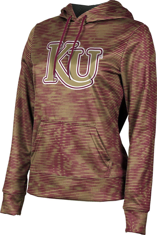 ProSphere Kutztown University Girls' Pullover Hoodie, School Spirit Sweatshirt (Velocity)