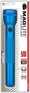 MagLite ST3D116 LED 3-Cell D Flashlight, Blue