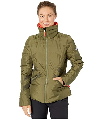 Obermeyer The Dusty Down Jacket (Military Time) Women