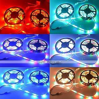 LightInTheBox ZDM 20M(45M) Waterproof 96W 1200LEDs 2835 RGB Strip Flexible Light 44Key IR Remote Controller 8A Power Supply AC110-240V