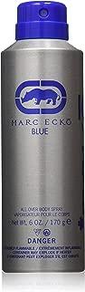Marc Ecko Body Spray, Blue, 6 Ounce