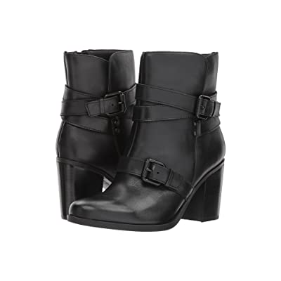 Naturalizer Karlie (Black Leather) Women