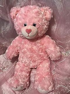 Build A Bear Workshop Pink Cuddles Teddy