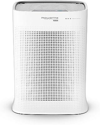 Rowenta purificador de Aire Pure Air Genius PU3080U0, ecológico e Inteligente, manejable Desde tu Smartphone; Cuenta con sensores Integrados y 4 Niveles de filtración, CADR de 350 m3/h.