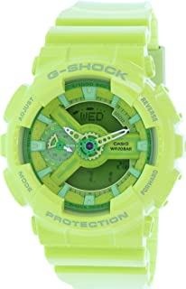 Casio - G-Shock - S-Series - Lime Green - GMAS110CC-3A