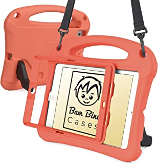 Bam Bino Space Suit [Rugged Kids Case] Child Proof Case for iPad Mini 3, iPad Mini 2, iPad Mini 1 | Protective Screen Guar...