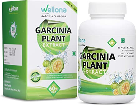 Wellona Garcinia Cambogia Plant Extract Capsules,90 -Tablets