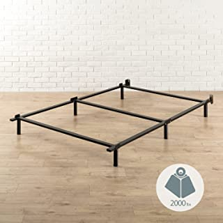 Zinus Compack 7 inch Heavy Duty Bed Frame, for Box Spring & Mattress Sets,