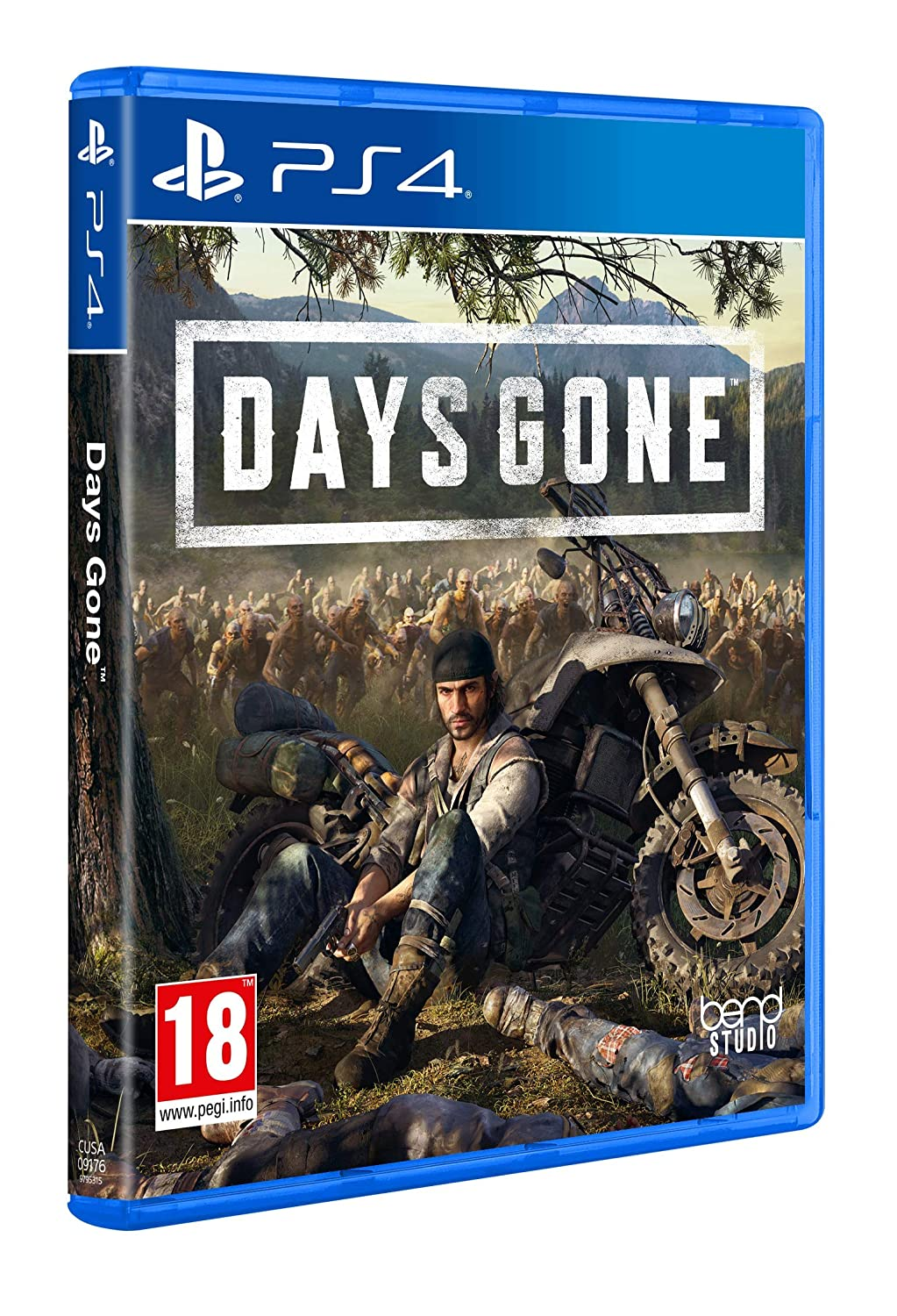 Days Gone PS4 4 Playstation Jacksonville Mall Ranking integrated 1st place