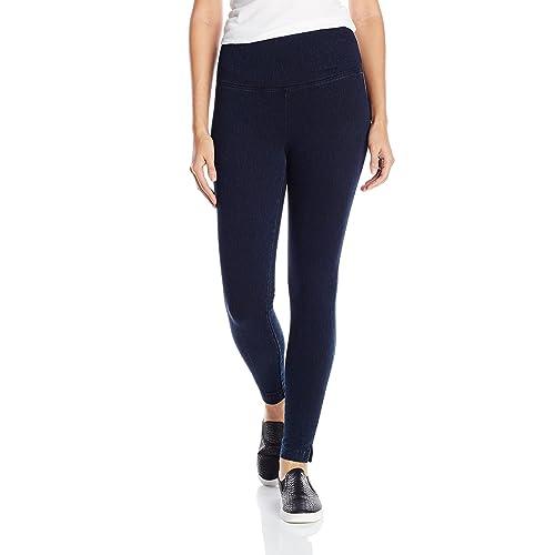 4e545a88045302 Lyssé Women's Denim Skinny Ankle Length Legging
