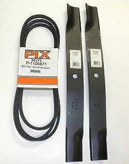 Rotary Belt & Blade Kit Fits Toro 42
