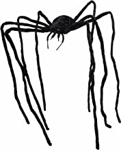 Forum Novelties Giant Spider 9ft Prop, As As Shown