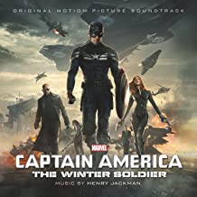 winter soldier soundtrack
