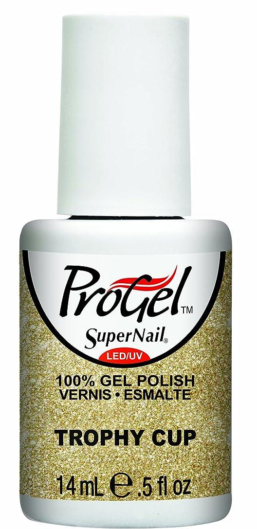 練るいつも噂SuperNail ProGel Gel Polish - Trophy Cup - 0.5oz / 14ml