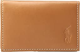 Calf Leather Slim Card Id