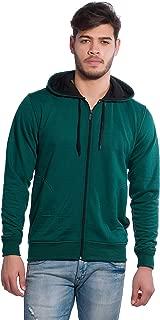 Alan Jones Clothing Men's Cotton Hooded Sweatshirt