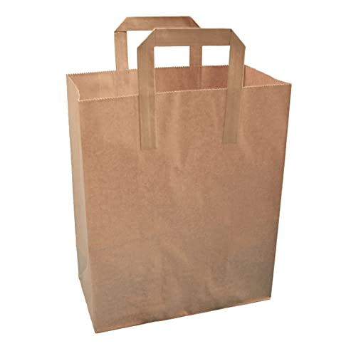 Large Paper Bags With Handles Amazon Co Uk