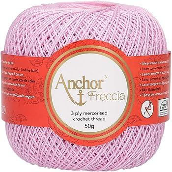 100/% cotone gomitolo di filo da uncinetto Anchor Freccia spessore 6 75.