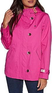 Women's Coast Waterproof Hooded Rain Jacket