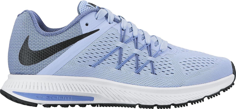 Nike Womens Zoom Winflo 3 Mesh Trainers