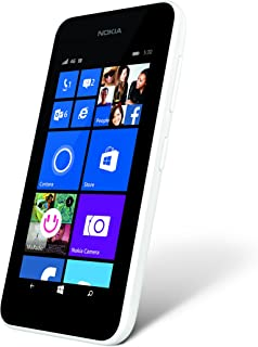 Nokia Lumia 530 White - No Contract (T-Mobile)