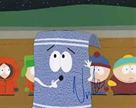 VERNON CHATMAN signed (SOUTH PARK) Towelie 8X10 photo autographed W/COA #9