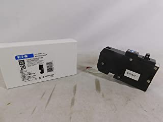 Eaton BRLAFGF120QN Type BR Combination CAF/GF Quick Connect Circuit Breaker