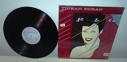 Duran Duran Rio ST-12211 - 1982 - Pop Rock Music Vinyl Record LP Album - Original US Pressing VG++ VG+