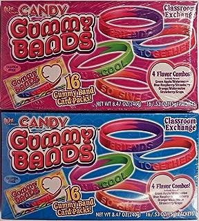 edible gummy bracelets