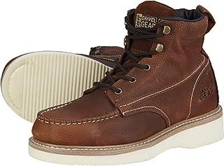 Gravel Gear 6in. Moc Toe Wedge Boot