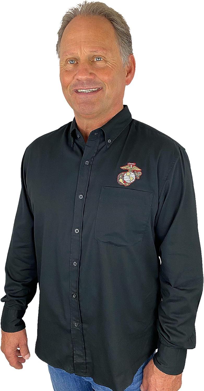 US Marine Corps Dress Shirt Made in USA