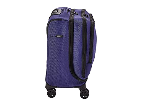 Cruise Softside Blue Delsey Bag Spinner Tote Lite 1dxC8Awq