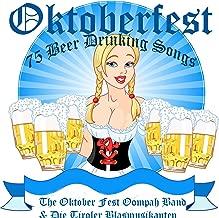 oktoberfest beer drinking songs