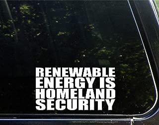 Renewable Energy Is Homeland Security (7