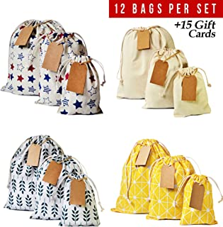 fabric project bags