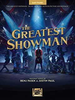 The Greatest Showman: Music from the Motion Picture Soundtrack (PIANO)