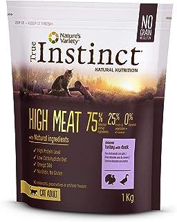 True Instinct High Meat Adult - Nature's Variety - Pienso para gato adulto con pavo deshuesado 1kg