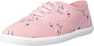 Max Women's Printed Lace-up Sneakers