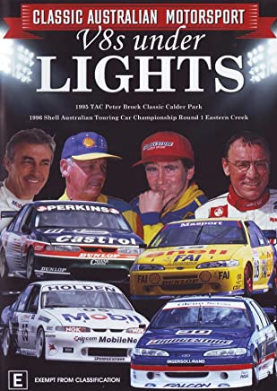 Classic Australian Motorsport – V8s Under Lights