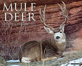 Mule Deer 2015 Wall Calendar